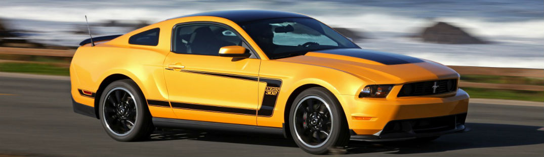 2017 Ford Mustang Boss 302 Photo 1
