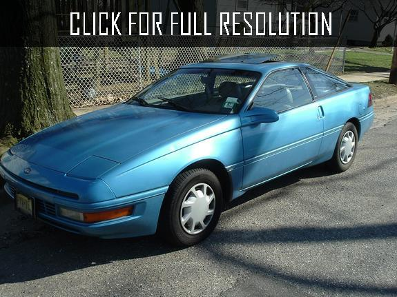 2017 Ford Probe Photo 1