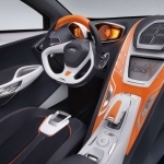 2017 Ford iosis Concept