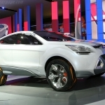 2017 Ford iosis X Concept