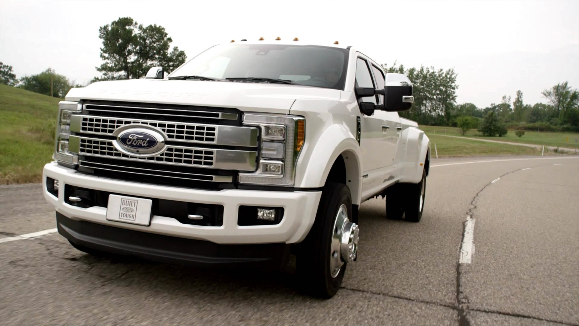 2017 Ford F 450 Super Duty Photo 1