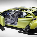 2017 Ford iosis MAX Concept