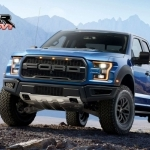 2017 Ford F 150 SVT Raptor R