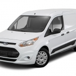 2017 Ford Transit Connect Electric