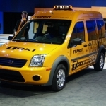 2017 Ford Transit Connect Taxi