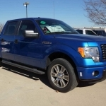 2017 Ford F 150 STX SuperCrew