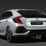 2017 Honda Civic Si Hatchback