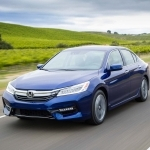2017 Honda Accord EuroR