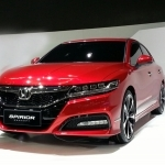 2017 Honda Accord Sedan 2.0E European Version