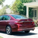 2017 Honda Accord Sedan 2.4 European Version