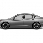 2017 Honda Accord Sedan EX L