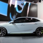 2017 Honda Civic Mugen Si Sedan Prototype