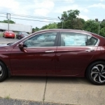 2017 Honda Accord EX L Sedan