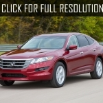 2017 Honda Accord Crosstour