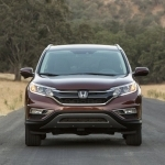 2017 Honda CR V US Version