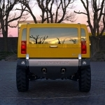 2017 Hummer H2 SUV Concept