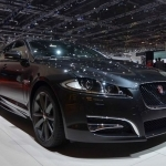2017 Jaguar XF Black Pack