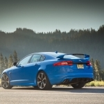 2017 Jaguar XFR Speed