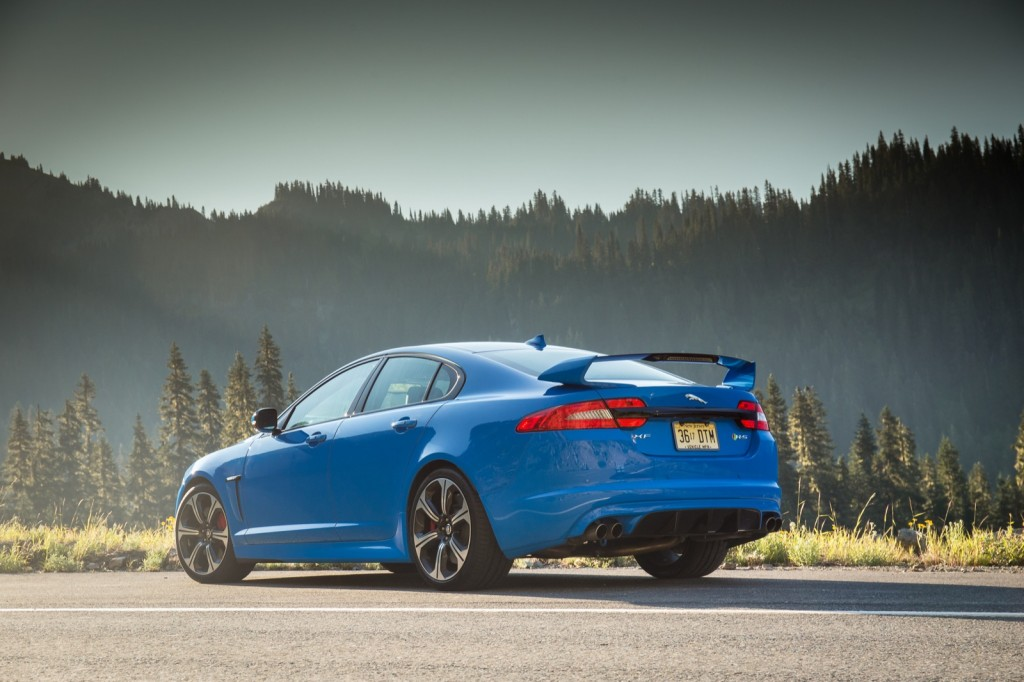 2017 Jaguar Xfr Speed Car Photos Catalog 2018