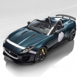 2017 Jaguar F Type Project 7