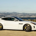 2017 Jaguar F Type R Coupe