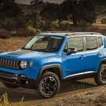 2017 Jeep Cherokee Renegade