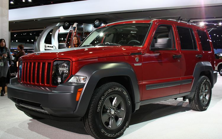2017 Jeep Liberty Renegade 3 7