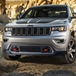 2017 Jeep Grand Cherokee S Limited UK Version