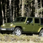 2017 Jeep Wrangler Unlimited UK Version