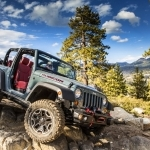 2017 Jeep Wrangler Rubicon 10th Anniversary