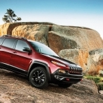 2017 Jeep Grand Cherokee EU Version