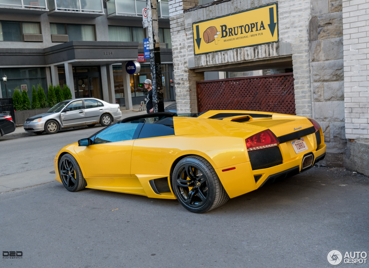 2017 Lamborghini Murcielago Lp640 Roadster Car Photos Catalog 2019