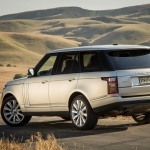 2017 Land Rover Supercharged Range Rover