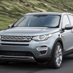 2017 Land Rover Discovery 4