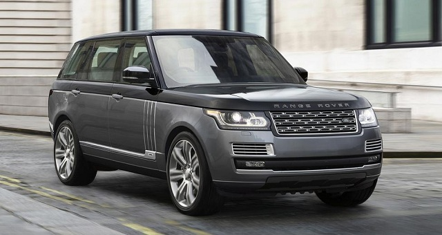 The Latest 2017 Land Rover Range Autobiography Black Refresh Brings Forth A Mulude Of Updates And Upgrades That Car Brands Hopes Will Help Cement