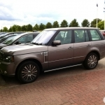 2017 Land Rover Range Rover Autobiography Ultimate Edition