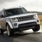 2017 Land Rover Discovery XXV Edition