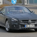 2017 Mercedes Benz 190 SL Roadster