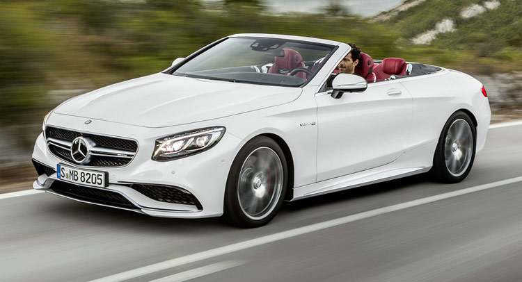 2017 Mercedes Benz E Cl Cabriolet Photo 1
