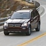 2017 Mercedes Benz GL450