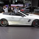 2017 Mercedes Benz SL 500