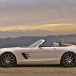 2017 Mercedes Benz SLS AMG US Version