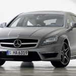 2017 Mercedes Benz CLS63 AMG Shooting Brake