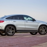 2017 Mercedes Benz GLE450 AMG Coupe