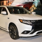 2017 Mitsubishi Outlander European Version