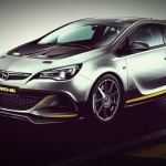 2017 Opel Astra OPC Extreme