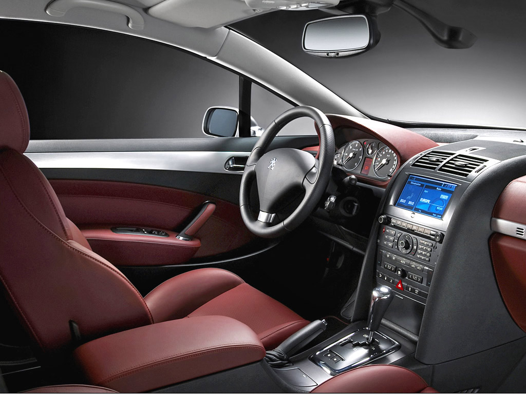 2017 peugeot 407 coupe car photos catalog 2018 for Interieur 407