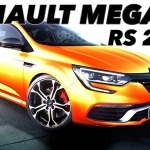 2017 Renault Megane RS 5 door