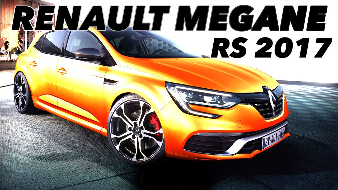2017 renault megane rs 5 door car photos catalog 2018. Black Bedroom Furniture Sets. Home Design Ideas