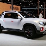 2017 Renault Duster Oroch Concept